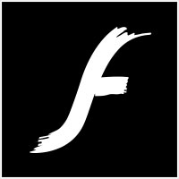 Flash player live stream button