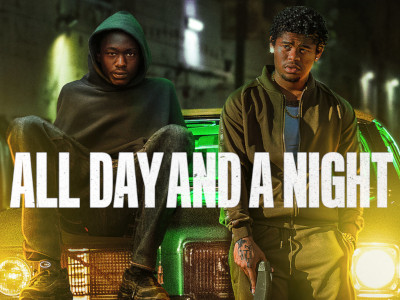 Filmplakat: All Day And A Night