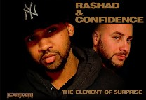 Rashad & Confidence - Element Of Surprise